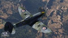 Des courses et des acrobaties sur War Thunder