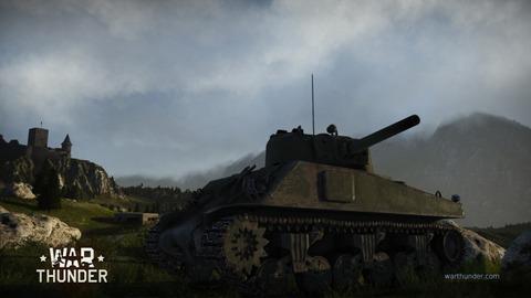 Premier aperçu des blindés de War Thunder