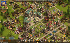 Capture d'écran The Settlers Online