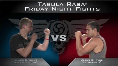 Un Friday Night Fights spécial sur le STP le 25/07/08