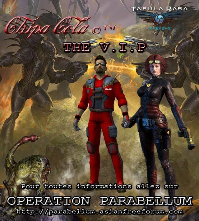 Affiche de l'événement The VIP