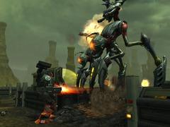 Capture d'écran de la semaine #34: Mech Wars !