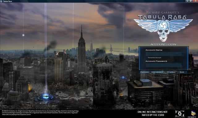 La nouvelle image de l'écran de connexion