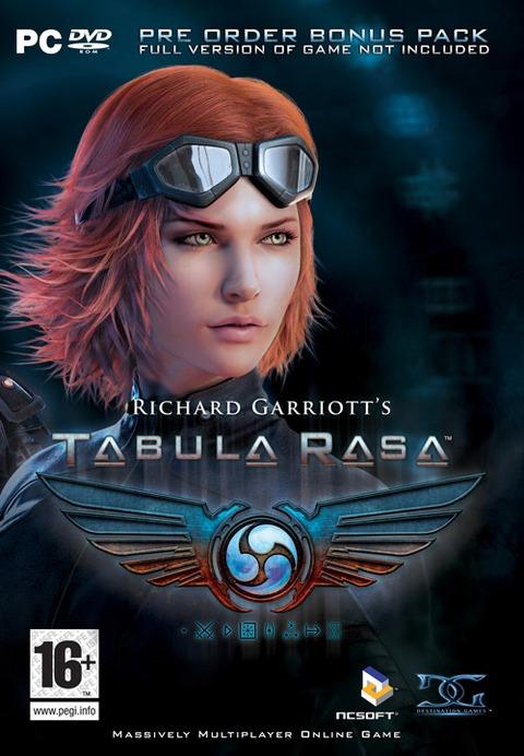 Lancement des pré-commandes pour Tabula Rasa !