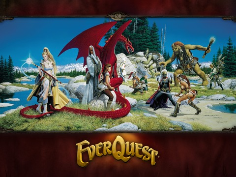 EverQuest - Un seul compte jouable pour le prochain serveur progression EverQuest