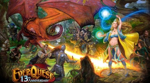 Rain of Fear - EverQuest: Rain of Fear dans les bacs le 28 novembre