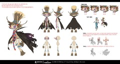 Bestiaire : présentation du Kashimara de Peria Chronicles