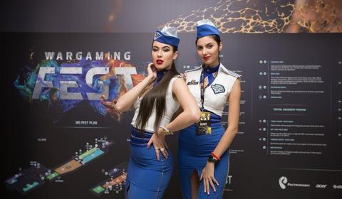 Wargaming.net - Retour sur le WG Fest : bons baisers de Russie