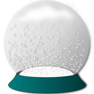 Un gagnant pour le concours du logo Snowglobe
