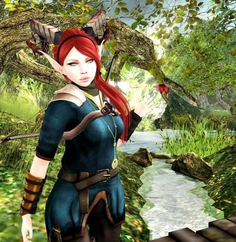 Second Life - Présentation de Second Life par Payne Sciarri