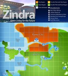 La zone d'accueil adulte Zindra bientôt gérée par des utilisateurs