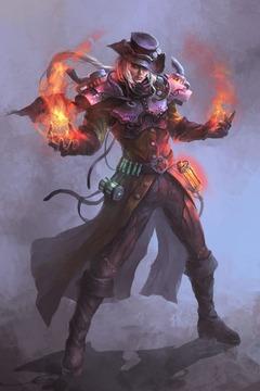 Black Gold fait ses classes : le Conjurer puise dans la magie noire