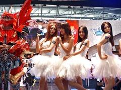 Le dessous (économique) des hôtesses de la ChinaJoy