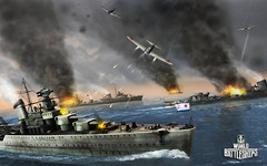 GC 2011 : Wargaming annonce World of Battleships en images