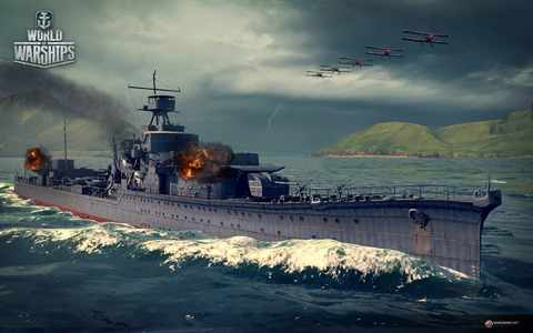 World of Warships - World of Warships largue les amarres le 17 septembre
