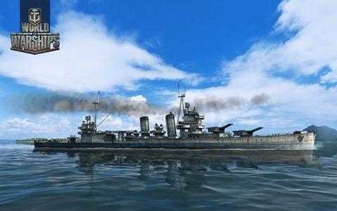 World of Warships - World of Warships prend la mer pour la gamescom
