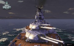 World of Warships embarque en bêta ouverte