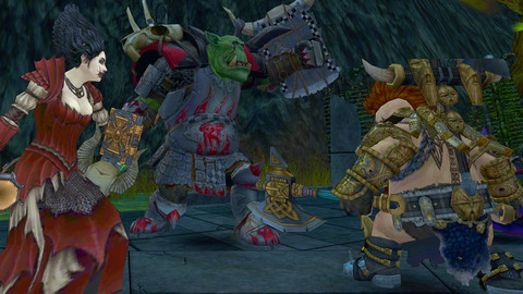 Warhammer Online Wrath of Heroes - Warhammer Online Wrath of Heroes ferme définitivement ses portes