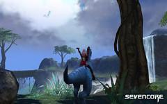 SevenCore s'annonce en bêta-test coréen et dévoile son gameplay de haut niveau