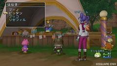 Vrais joueurs et faux personnages de Dragon Quest X Online