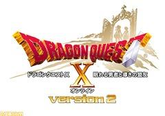 Square-Enix tease la première extension de Dragon Quest X Online