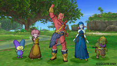 Dragon Quest X Online se décline sur Nintendo 3DS