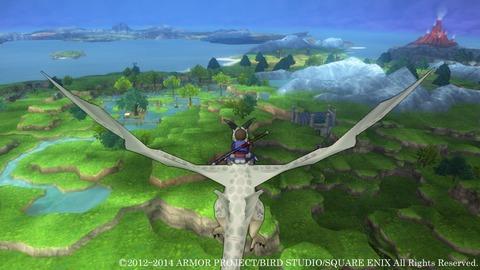 La version 2.3 de Dragon Quest X en images et vidéo