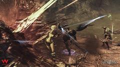 Le choix des armes sur Archlord II