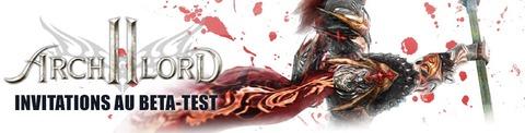 10 000 invitations au bêta-test d'ArchLord II à gagner