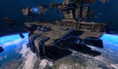 Les colossaux Croiseurs à l'assaut de Star Conflict