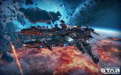 Coup d'envoi de la bêta de Star Conflict