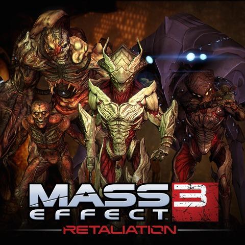 Mass Effect 3 - Représailles, nouveau pack multijoueur et gratuit pour Mass Effect 3