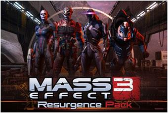 Mass Effect 3 - Un premier pack de contenu multijoueur (gratuit) pour Mass Effect 3