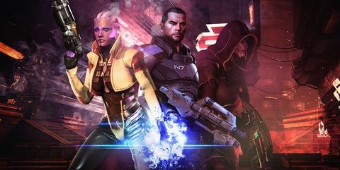 PGW 2012 - Bref aperçu du futur de Mass Effect 3