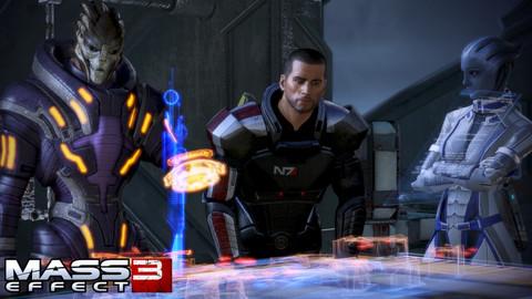 Mass Effect 3 - PGW 2012 - Bref aperçu du futur de Mass Effect 3