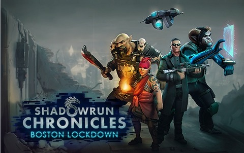 Shadowrun Chronicles - Lancement officiel de Shadowrun Chronicles
