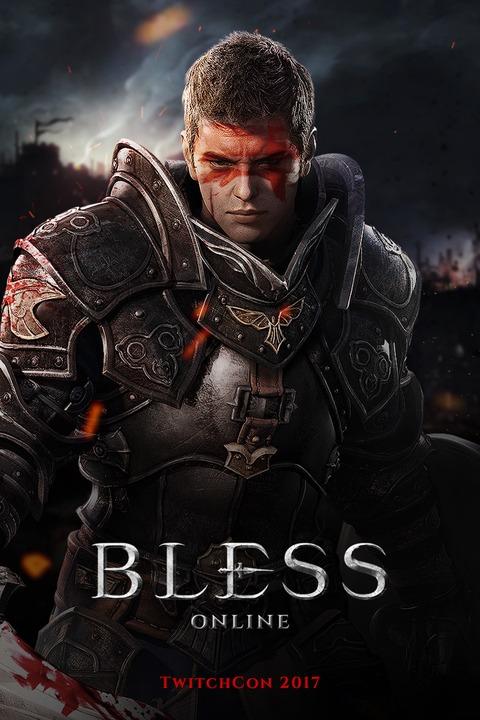 Bless - Bless s'annonce à la TwitchCon 2017