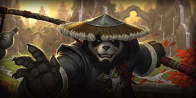 Artwork Mists of Pandaria