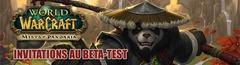 Jeu-concours : des clefs bêta pour Mists of Pandaria