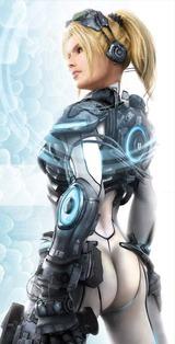Focus sur Nova, fantôme du Dominion de Heroes of the Storm