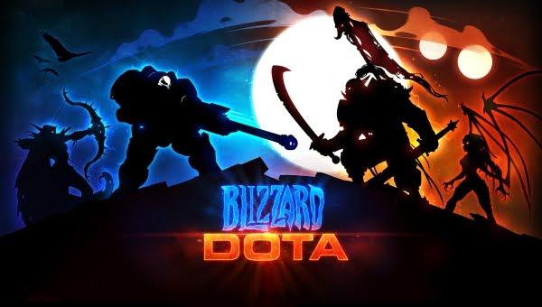 Logo de Blizzard DOTA