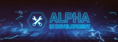 Dernière phase de l'alpha technique