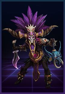Les personnages issus de Diablo