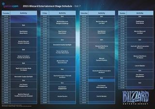 Planning GC2015 Blizzard