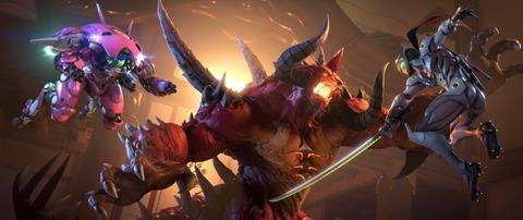 Heroes of the Storm - Duel à Hanamura : Genji et D.va arrivent dans le nexus, nouvelle carte et événement Overwatch