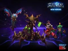 Blizzard dévoile les prochains champions d'Heroes of the Storm
