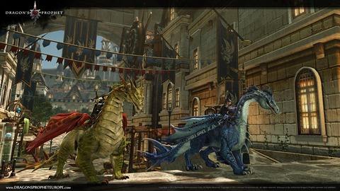 Dragon's Prophet - Dragon's Prophet revoit la spécialisation de ses personnages