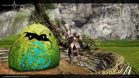 Dragon's Prophet - Couver des oeufs sur Dragon's Prophet