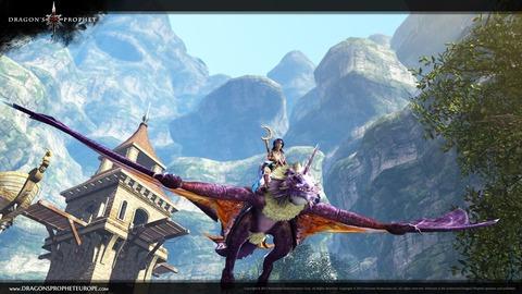 Dragon's Prophet - Imposer sa loi sur Dragon's Prophet