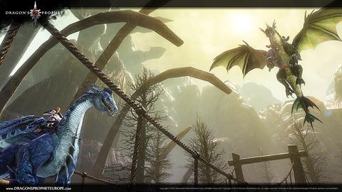 Dragon's Prophet - Dragon's Prophet entame sa première phase d'évolution